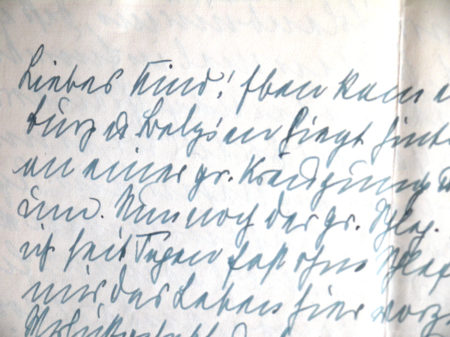Sütterlin - Altdeutsche Schrift - AWO Konstanz